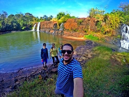 #Cachoeira Rochedo, Centralina – MG